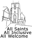 All Saints Staplehurst Church Header Logo