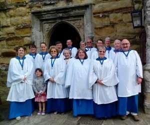 All Saints Choir September 2014