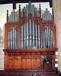 All Saints Church Staplehurst Willis Organ