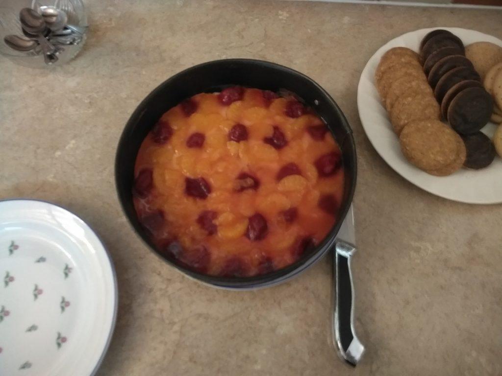 before lent cake
