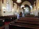 sanitsing church