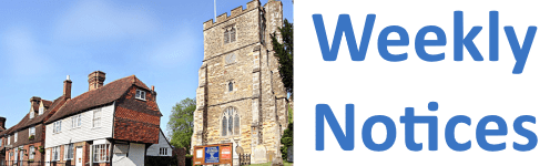 All Saints Church Notices 4th July 2021