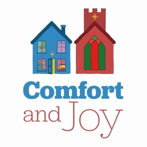 church of england comfort and joy logo