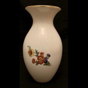 bone china vase