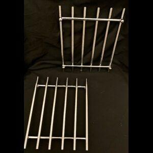 steel coasters