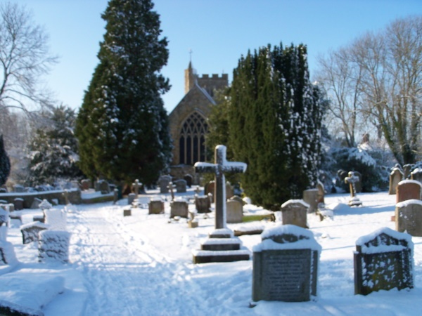 all saints winter