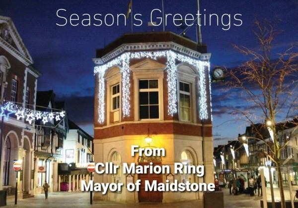 mayor hristmas message