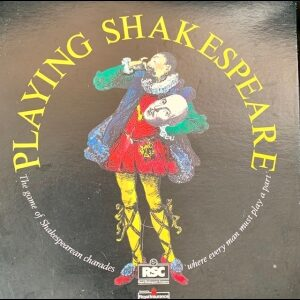 shakespear charades