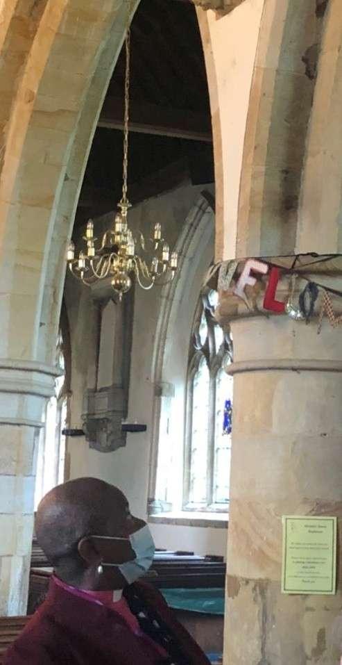 Bishop Rose visit to All Saints