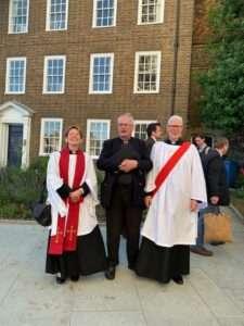 Andrew Edwards Ordination